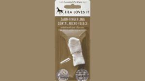 Lila Loves It Ujjra húzható ezüstionos fogkefe