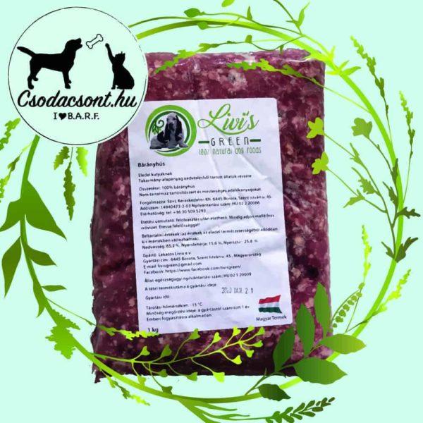 Darált bárányhús, Livi's Green