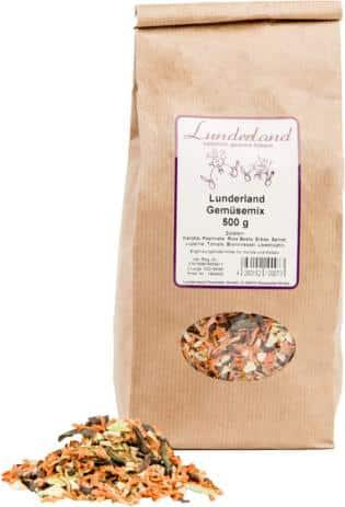 Lunderland Zöldségkeverék 1kg