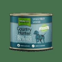 Country Hunter Szaftos Kacsa Párolt Menü