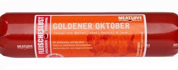 GOLDEN OCTOBER Gőzölt Menü (Senior), Meatlove