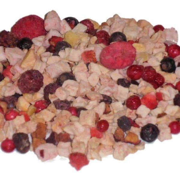 Lunderland Fagyasztva szárított Gyümölcskeverék