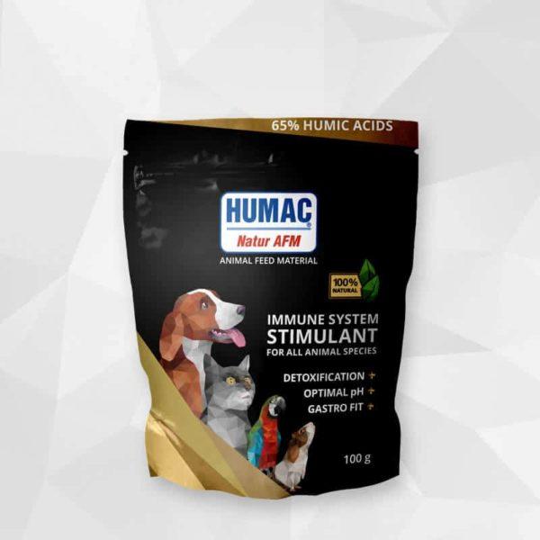 Humac Huminsav háziállatoknak Natur AFM