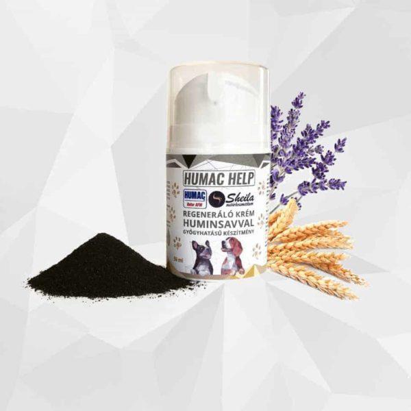 HUMAC® HELP Huminsav tartalmú regeneráló krém