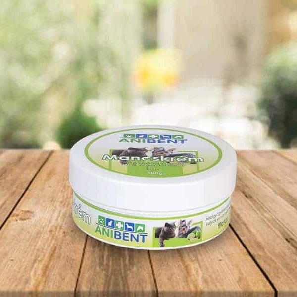 Mancskrém zöldcitrom illatú, Anibent