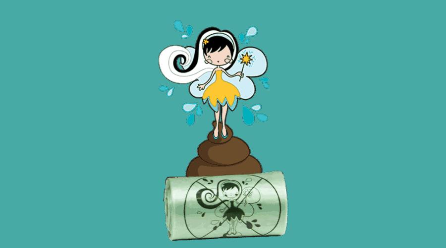 Zooro biológiailag lebomló kakizacskó