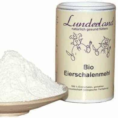 Bio tojáshéjpor, Lunderland