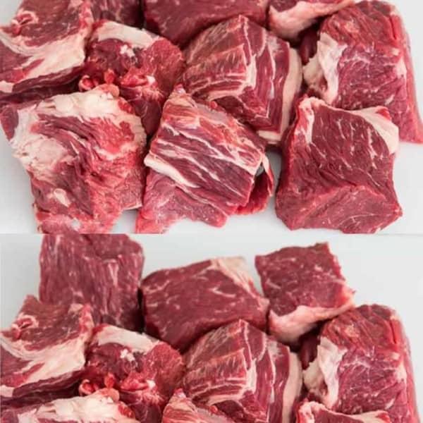 Marhahús darabok 2kg, Báthund