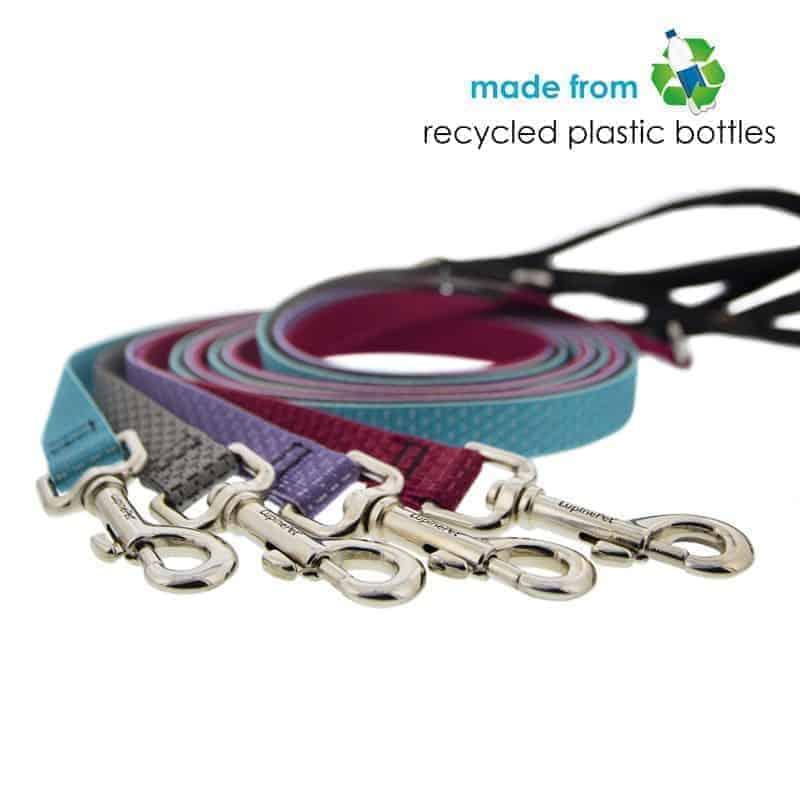 Lupine ECO Újrahasznosított műanyagból készült póráz MOSS