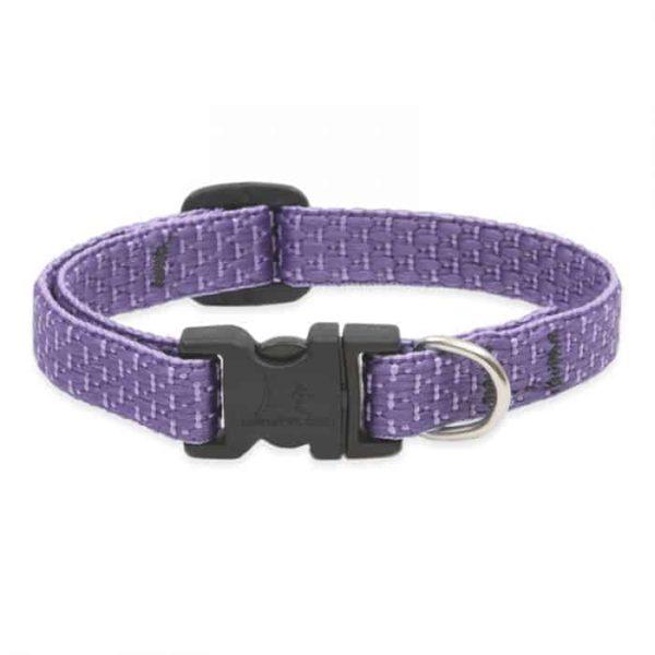 Lupine ECO újrahasznosított nyakörv kutyáknak – Lilac