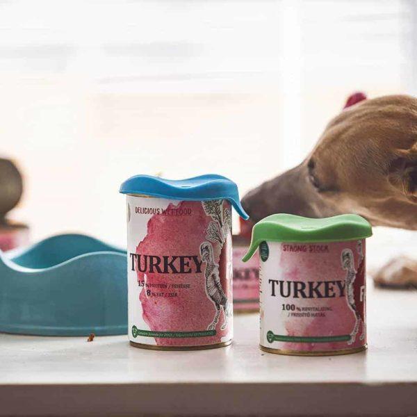 Pulykahús konzerv kutyáknak, Pet Farm Family