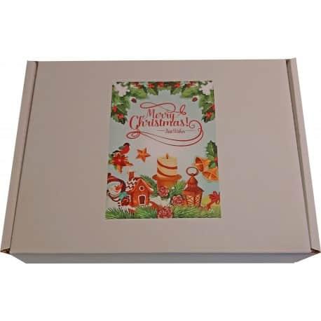 Karácsonyi NYÚL-MIX ajándékcsomag, Teomann