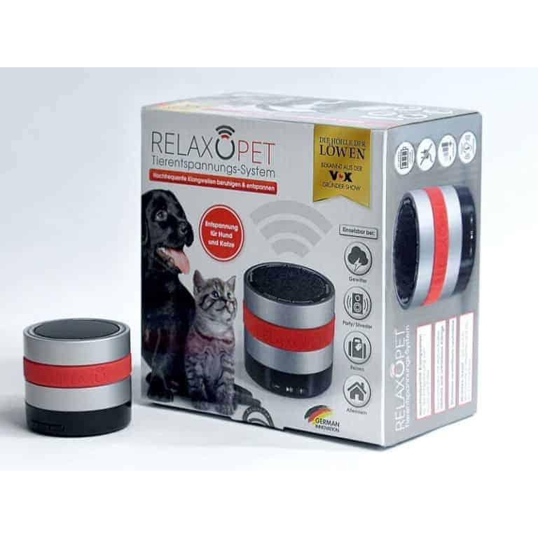 RelaxoPet nyugtató, szorongás csökkentő relaxációs rendszer kisállatoknak