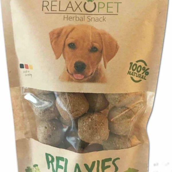Relaxies 100% természetes nyugtató hatású gyógynövényes jutalomfalat