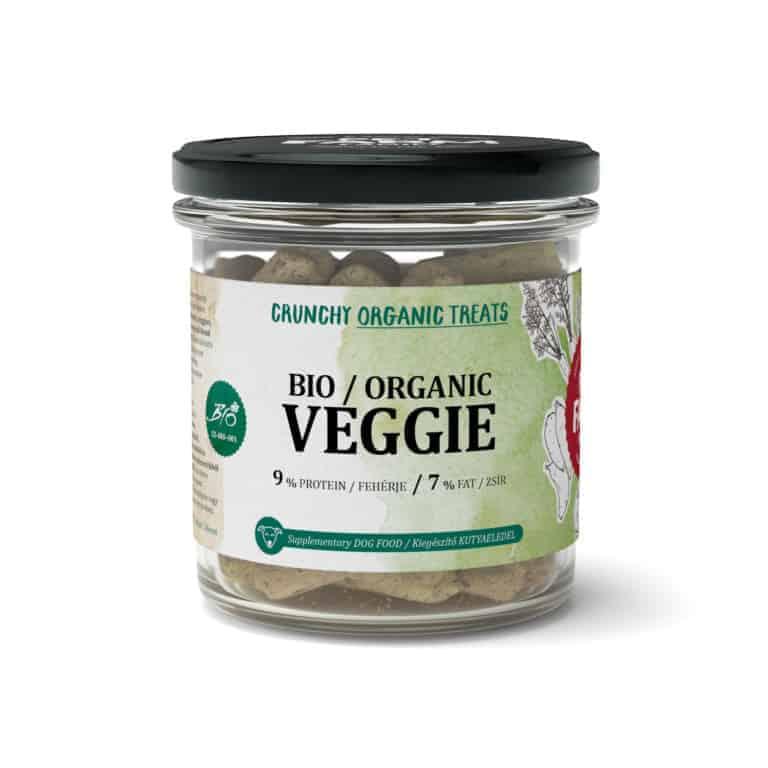 BIO Veggie zöldséges jutalomfalat, Pet Farm Family