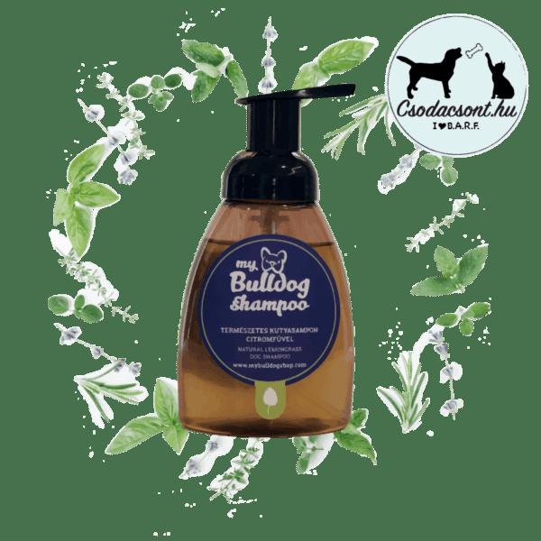 Természetes Kutyasampon Levendula illóolajjal, My Bulldog Shampoo
