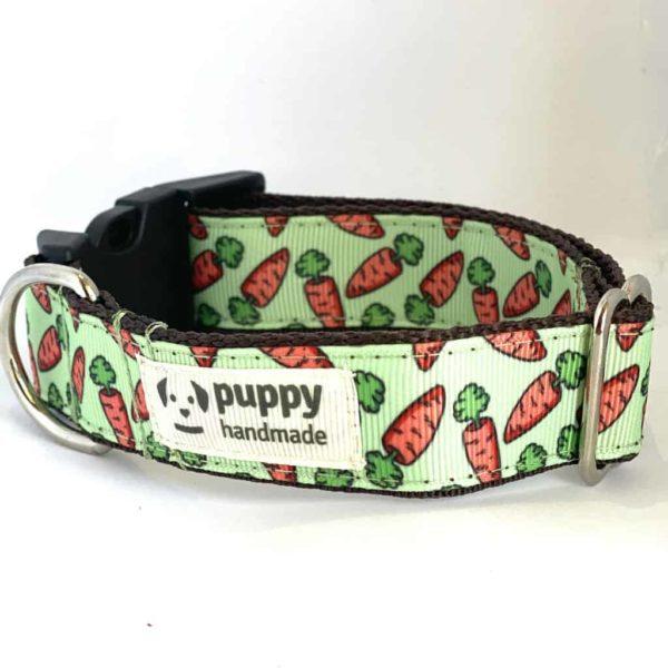 Répa Mintás Nyakörv Kutyáknak (2,5cm széles), Puppy Handmade