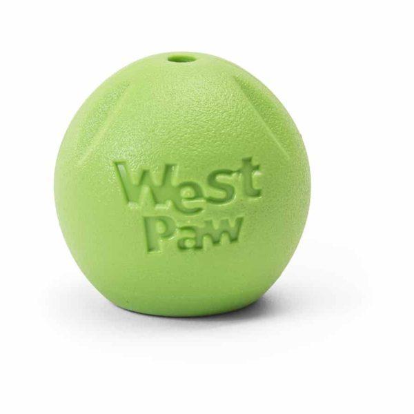 Rando (ZÖLD) Kiszámíthatatlanul Pattogó Labda Kutyáknak, West Paw