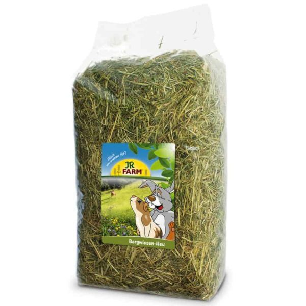JR Farm Mountain Meadow Hay 12 kg