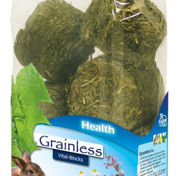 JR Farm Grainless Health Vital-Blocks Stomach 300 g