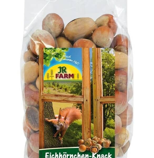 JR Farm Garden Squirrels' crunch 250 g