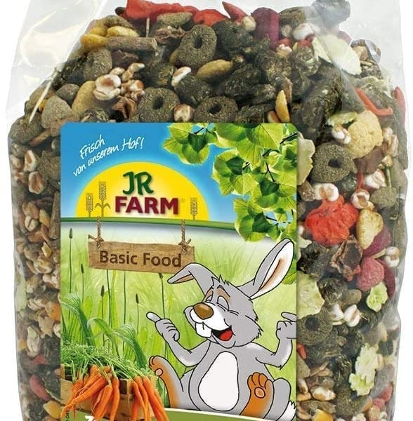 JR Farm Dwarf rabbits' feast 2,5 kg