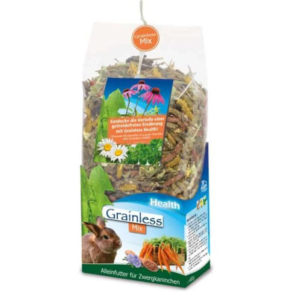 JR Farm Grainless Health Mix Dwarf Rabbit 600 g