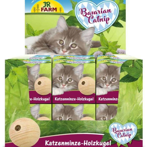 JR Farm Cat Bavarian Catnip-Tea 6 Portions = 12 g