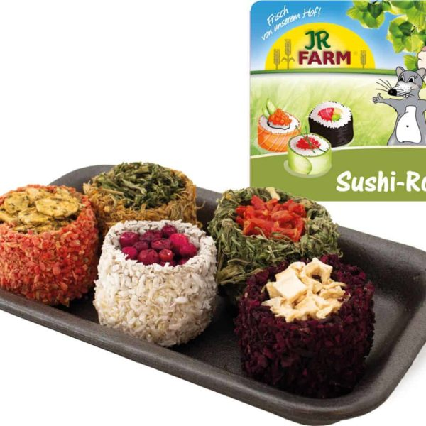 JR Farm Sushi-Rolls 5pc 100 g