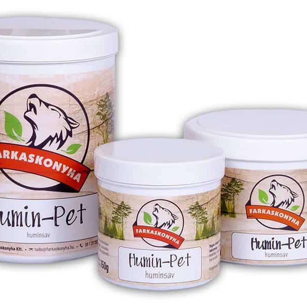 Humin-Pet WH67® huminsavakból, Farkaskonyha