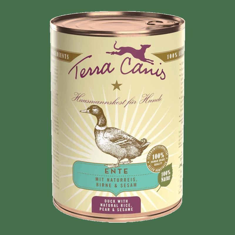 Terra Canis kacsával