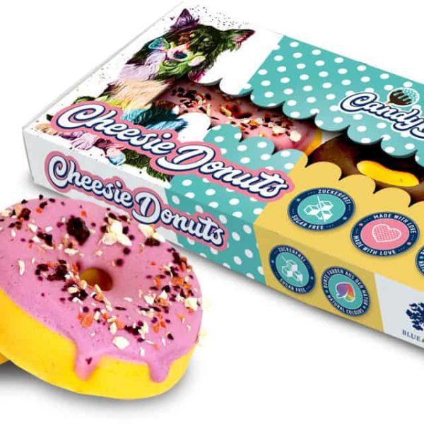 Cheesie Donuts Fánk kutyáknak, Blue Tree