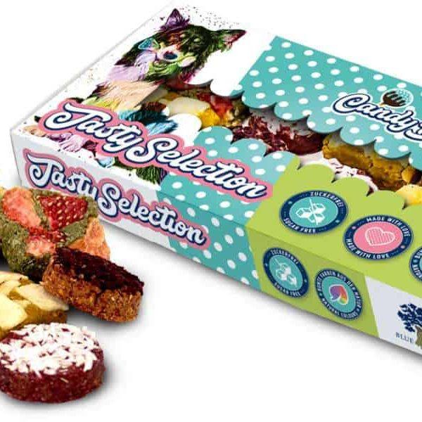 Tasty Selection Praliné Válogatás Kutyáknak, Blue Tree